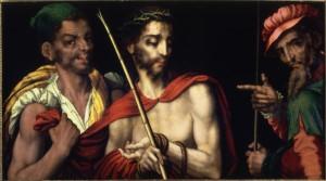 Morales.Cristo presentado al pueblo.1570
