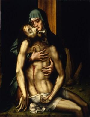 Morales,La Piedad,1560
