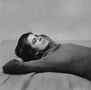 Hujar. Susan Sontag. 1975