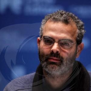 Gonçalo M Tavares (Excerto sobre fotografia da Câmara Municipal da Póvoa de Varzim)