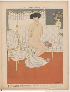 Torné Esquius. Petites annonces.1907