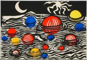 Calder. Untitled, 1970