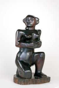 B. Hepworth. Kneeling figure. 1932