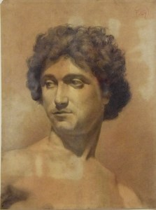 Fortuny, Autorretrato, 1865