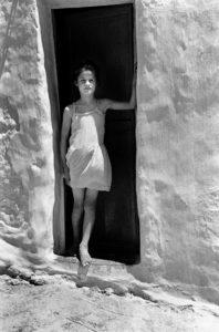 Siquier. Niña Blanca, Almería 1957