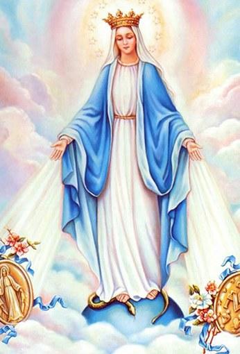 Terço de Gratidão a Nossa Senhora