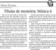 Pílulas de memória - Música 6 (0302)