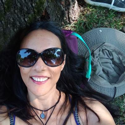 Sheila Guimarães é jornalista e peregrina