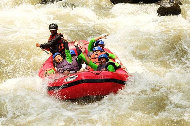 Rafting Ciwidey