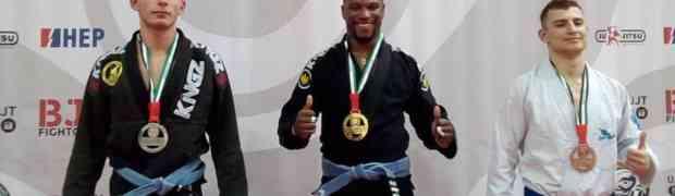 BJJ, Medaglia d'oro per Nasibu allo Slovenia National Pro2019
