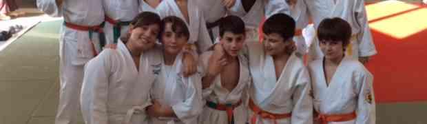 Al Judo Kuroki la prima prova del Circuito Propaganda 2015