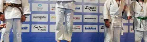 Judo. Laura Covre della Polisportiva Villanova campionessa alla finale nazionale Esordienti