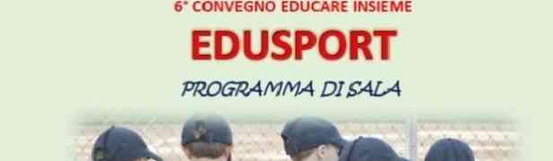 La Polisportiva Villanova al convegno EDUSPORT dell'ASFE
