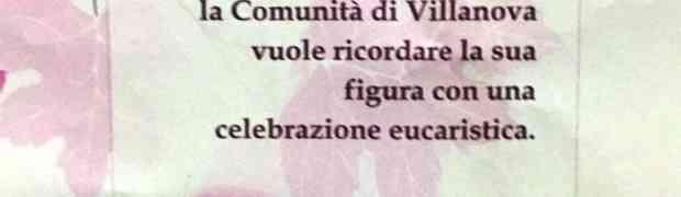 Celebrazione eucaristica in memoria di Don Romano Zovatto