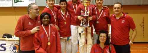 1° Trofeo di Natale judo Libertas