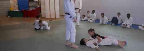 Foto esami di cintura gruppo sportivo scolastico via vesalio Pordenone