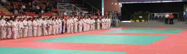 Grande successo per il 24° Campionato Nazionale Libertas di Judo