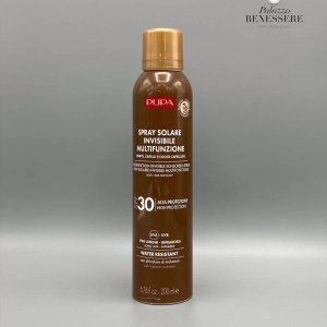 Multifunction Invisible Sunscreen Spray SPF 30