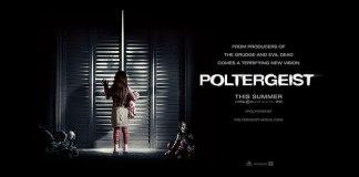 """Reedição de """"Poltergeist"""" com dedo português"""