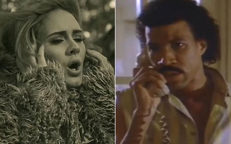 Adele e Lionel