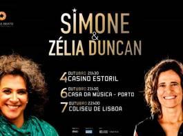 Simone e Zélia Duncan