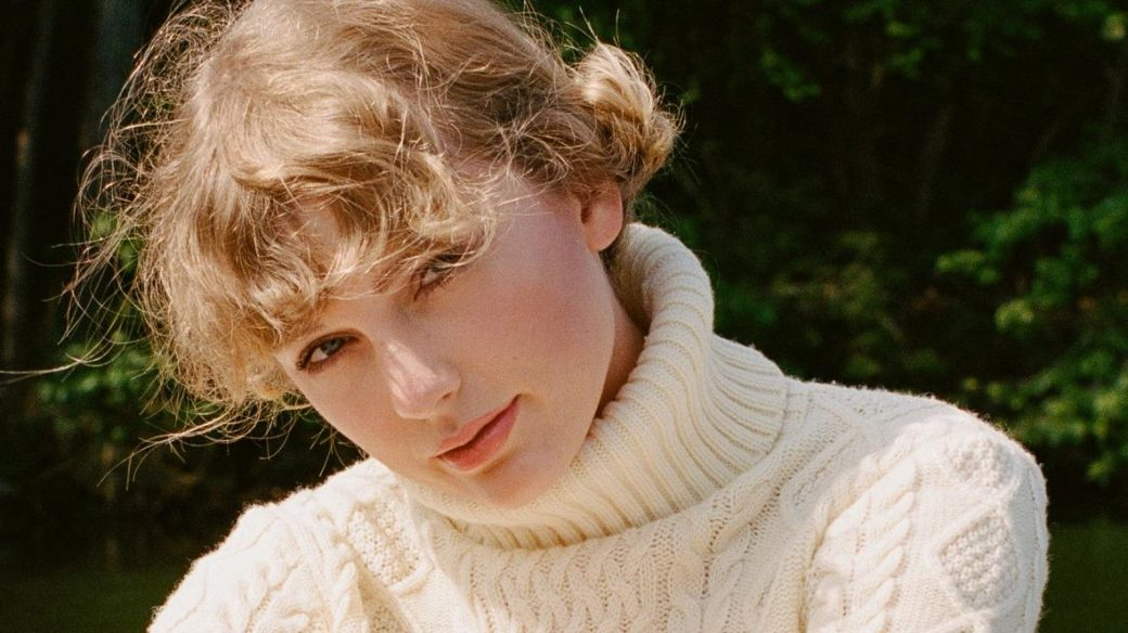 Taylor Swift lança folklore