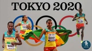 Ethiopian Olympic team