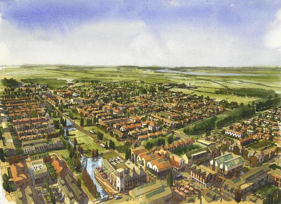 Land Securities Lodge Hill Master Plan