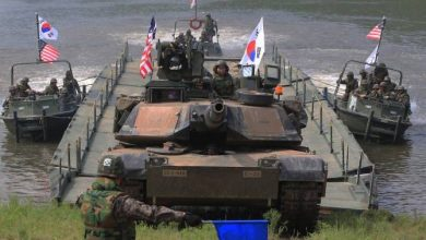 صورة تدريب عسكري بين أمريكيا وكوريا الجنوبية يكلف 14 مليون دولار