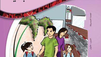 Photo of مجمع كتب الوزارة لكافة مواد الصف الثاني الفصل الأول