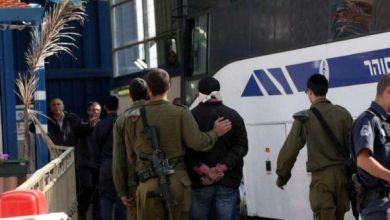 صورة إصدار حكم بالمؤبد على أسيرين متهمين بقتل مستوطن