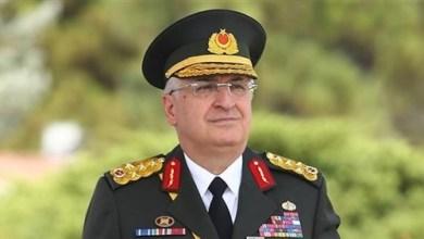 Photo of تعيين يسار جولر قائدا للجيش التركي بأمر من إردوغان
