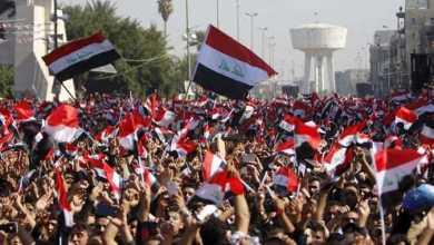صورة احتجاجات في جنوب العراق وقوات الأمن تعلن حالة التأهب