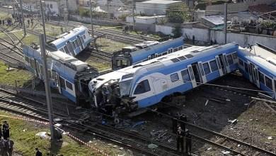 صورة انقلاب قطار في تركيا يوقع عشرة قتلى بسبب أمطار غزيرة