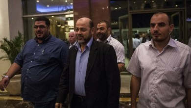 Photo of وفد حماس سيصل القاهرة لإيصال رد الحركة على كافة الملفات