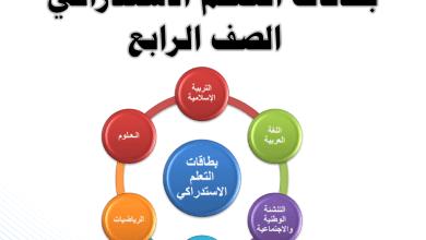 Photo of بطاقات التعلم الاستدراكي لكافة المواد الدراسية للصف الرابع لعام 2020-2021