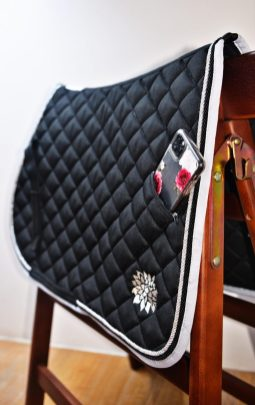 Saddle Pad with the pocket