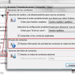 """Outlook 2007: Formularios y el campo """"desaparecido"""" Contactos"""