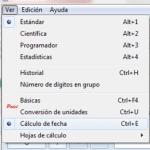Windows 7: lacalculadora