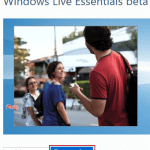 Windows Live Essentials BETA III