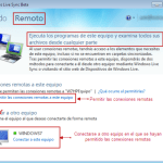 Windows Live SYNC II: Conexiones remotas