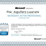 Microsoft Active Professional–MAP 2011
