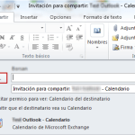 Outlook 2010: Calendarios compartidos / Compartir calendarios