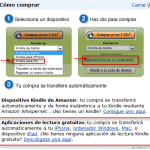 Amazon: leer libros electrónicos (eBook) en el ordenador