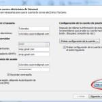Outlook: configurar una cuenta Gmail como IMAP