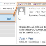 Outlook 2013 – Novedades I