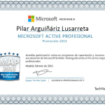 Microsoft Active Profesional (MAP) 2013