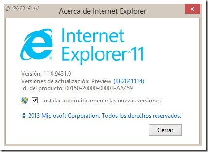 Windows 8.1 Preview - Internet Explorer