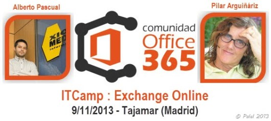 IT Camp Exchange Online - Alberto y Pilar