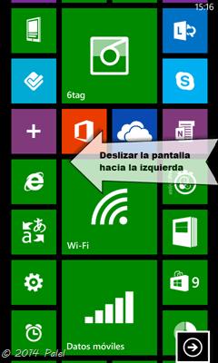 Imagen 1 - Windows Phone: tareas en segundo plano